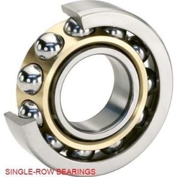 NSK  81637/81962 SINGLE-ROW BEARINGS