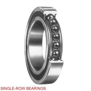 NSK 797/792 SINGLE-ROW BEARINGS