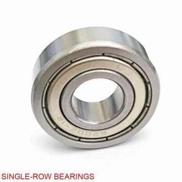 NSK 74550A/74846X SINGLE-ROW BEARINGS