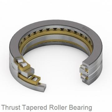 T12100f Thrust tapered roller bearing