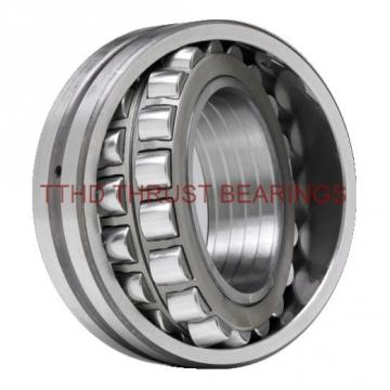 XC760 TTHD THRUST BEARINGS
