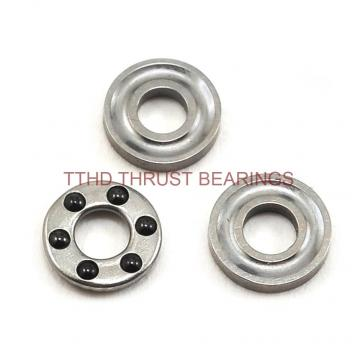 XC2101 TTHD THRUST BEARINGS