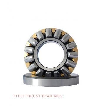 T661 TTHD THRUST BEARINGS